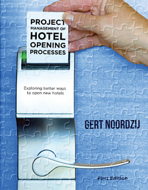 PROJECT MANAGEMENT OF HOTEL OPENING PROCESSES, EXPLORING BETTER WAYS TO OPEN NEW HOTELS